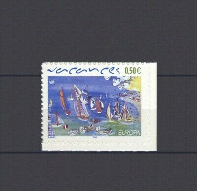 France, Europa Cept 2004, Holidays - Adhesive, Mnh