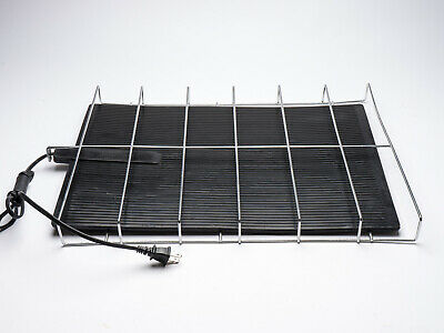 VIntage Bird-X Photography Print Darkroom Heated Wire Drying Rack