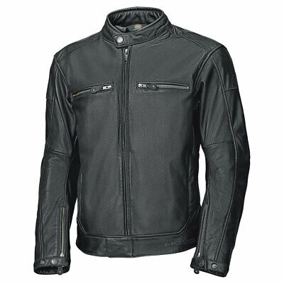 Held Summer Ride Urban Lederjacke schwarz