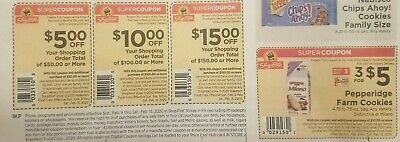 SHOPRITE SUPER  2/9-2/16 coupons