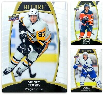 2019-20 UD ALLURE **** PICK YOUR CARD **** From The BASE SET