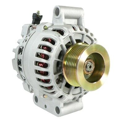 New Alternator 7.3L 7.3 Ford F150 F250 F350 Pickup F450 F550 Super-Duty 99 00 01