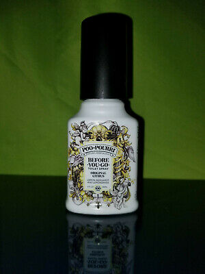 59 ml Poo Pourri Before You Go Original Citrus Toilet Spray Freshener 2 fl oz