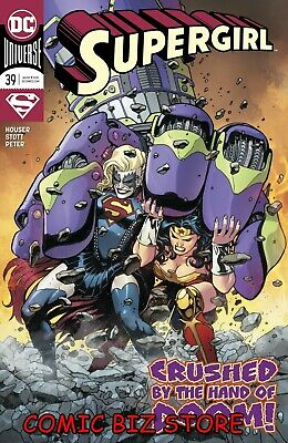 Supergirl #39 (2020) 1St Printing Maguire Main Cover Bagged & Boarded Dc Comics