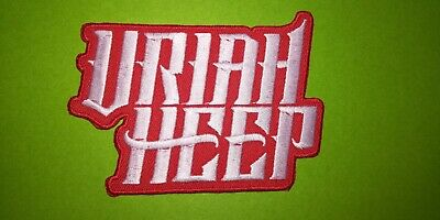 M521 Patch Ecusson Uriah Heep 9,5*7 Cm