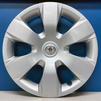 """ONE 2007-2011 Toyota Camry # 61137 16"""" Hubcap / Wheel Cover OEM # 260206010 USED"""