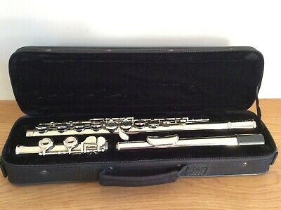 Windsor Flute With Case In Great Condition Available Worldwide