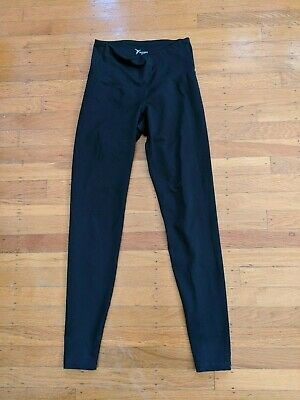 old navy active black yoga leggings size small