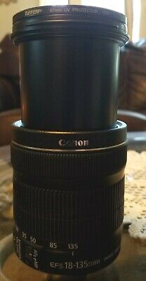 Canon Zoom Lens EF-S 18-135mm 1:3.5 - 5.6 IS STM