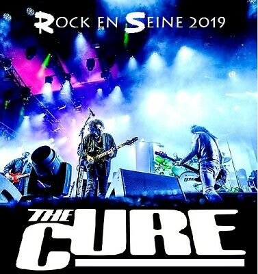 THE CURE LIVE Lievin 15.11.1992 - Stade Couvert Regional (France)