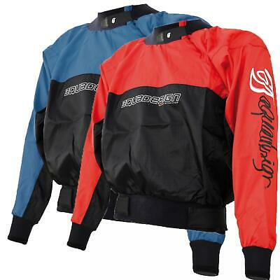 Paddeljacke Aquadesign Racing Bootsjacke Windstopper Outdoorjacke Angeln Kajak