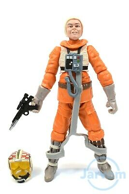 Star Wars Legacy Collection Evolutions Rebel Pilot Wes Janson Loose Complete