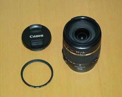 Tamron SP 18-270mm F/3.5-6.3 II IF VC Di II Lens For Canon - Mint condition