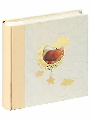 Bambini 6x4 slip-in 200 baby photo albums with window