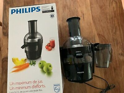 PHILIPS VIVA COLLECTION HR185500 Entsafter 700W QuickClean