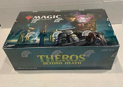 Magic the Gathering, Theros Beyond Death, Factory Sealed Booster Box!! MTG! NEW!