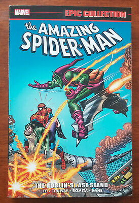 Amazing Spider-Man Epic Collection TPB vol 7 The Goblin's Last Stand
