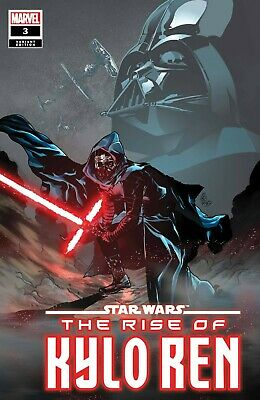 Star Wars Rise of Kylo Ren #3 Landini 1:25 Variant Marvel Comic 2020 NM