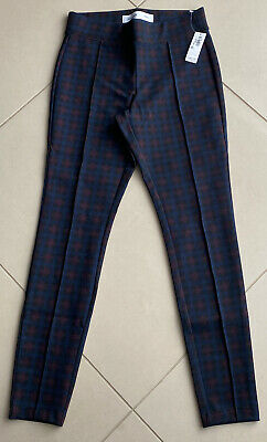 NWT Old Navy Women's High-Rise Patterned Ponte-Knit Stevie Pants XS Petite #126