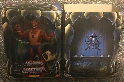 2016 MOTU Clawful 2.0 AFA U9.0 Masters of the Universe Filmation Club Grayskull