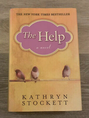 The Help by Kathryn Stockett (2009, Hardcover) FREE SHIPPING