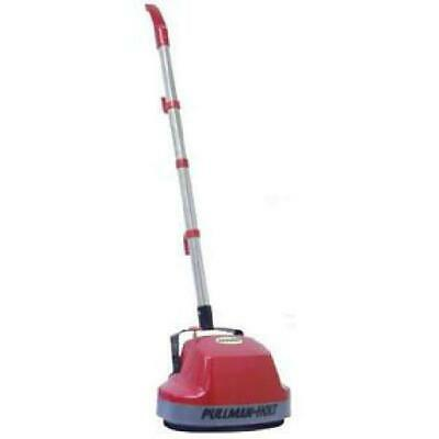 Gloss Boss Mini Floor Lightweight Cleaner Scrubber with Heavy Duty Wheels