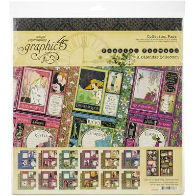 """G45 - Fashion Forward -  Collection Pack  12""""x12"""""""
