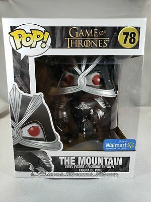 Funko Game of Thrones The Mountain Mask 6 Inch #78 Walmart Exclusive