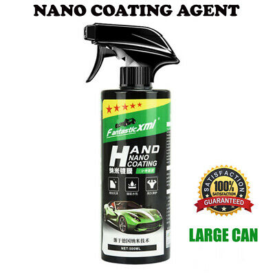 Shine Armor 500ML Ceramic Spray Car Polish Spray Sealant Protection Nano Coating