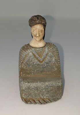 Beautiful Ancient Bactrian Stone Idol/Statue from north of Afghanistan (Balkh)