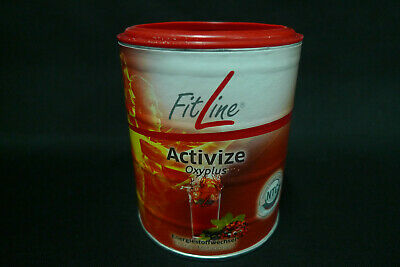 Fitline Activize Oxyplus - Geschmack Cassis - Monatspackung Dose 175g