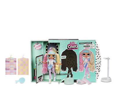 LOL Surprise OMG Fashion Doll  Candylicious Series 2  Puppe NEU BERLIN SOFORT