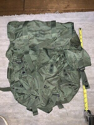 Field Pack ~ Combat ~ Nylon ~ Medium LC-2 ~ VERY GOOD