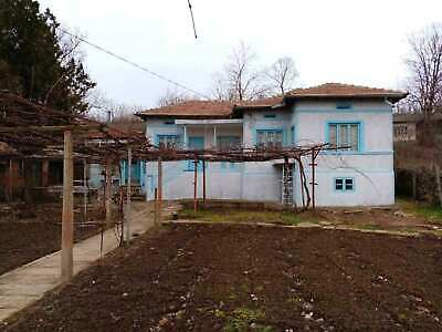 3 Bedroom cottage with land, overlooking river, near coast in Bulgaria
