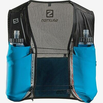 Salomon S/LAB SENSE 2 SET Racing Transcend Blue Medium