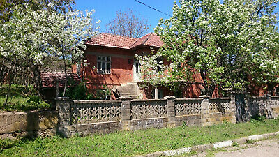 Very Large Almost 2 Acre Property With 2 3 Bedroom Houses Bulgaria Near Kubrat