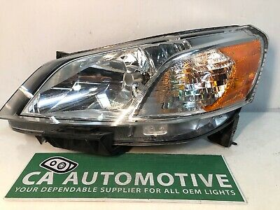 TYC 20-9478-00-9 Nissan NV200 Replacement Left Head Lamp