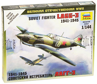 Zvezda - Soviet Fighter Lagg-3 1:144 NEW