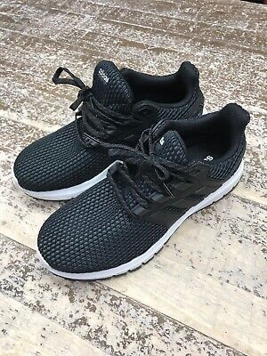 adidas Neo Men's Ultimashow Athletic Cross Training Shoe Black/ Gray Sneaker