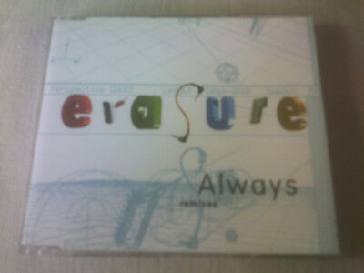 Erasure - Always (Remixes) - Uk Cd Single - Part 2