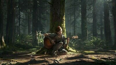 The Last Of Us Part 2 Duality Dynamic Theme PS4