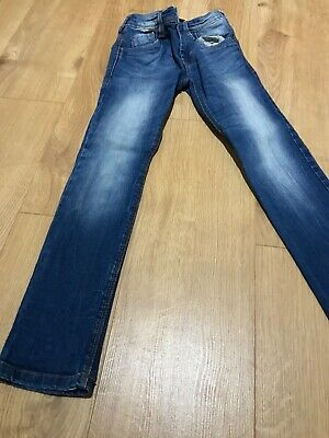 Boys Next skinny jeans age 8. Worn once