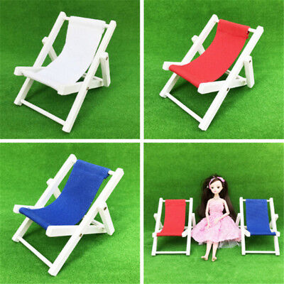 ZYTOYS ZY3001B 1//6 Scale Beach Chair Folding Chair Green Desk Chair Sofa Toys