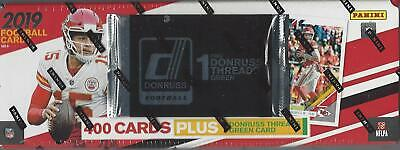 2019 Panini Donruss Football Factory Sealed Complete Set