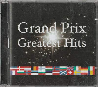 Grand Prix Greatest Hits 2cd Eurovision Song Contest 2001