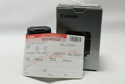 Brand New! Canon EFS 18-55mm f/4-5.6 IS STM, Free Shipping!