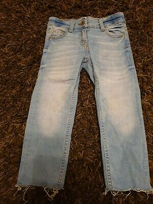 Girls NEXT Jeans Age 5 NEW