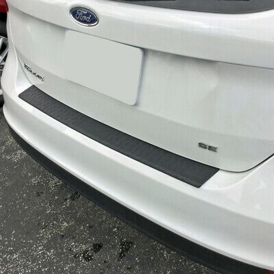 Rear Bumper Top Protector Fits 2012 - 2018 Ford Focus All Models  Factory Style