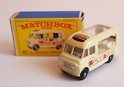 Matchbox Series No. 47, Lord Nelson Ice Cream Shop, - Superb Nr. Mint Condition.
