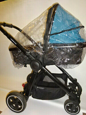 New RAINCOVER PVC Zipped to fit Mothercare Journey Carrycot or Seat Unit